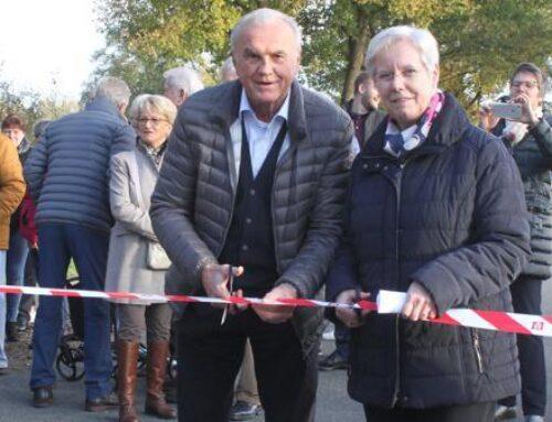 Heideweg: Freude über ausgebaute Straße